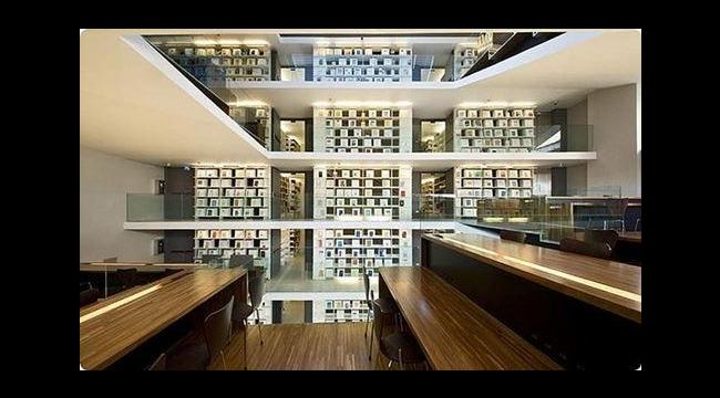 Папская библиотека в Риме, Италия