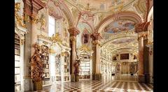 Аббатство Адмонт в Австрии