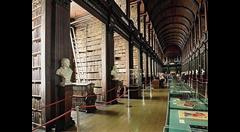 Тринити-колледж в Дублине, Ирландия